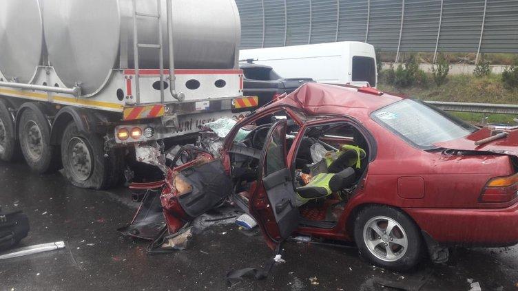 Bursa'da feci kaza: 3 ölü