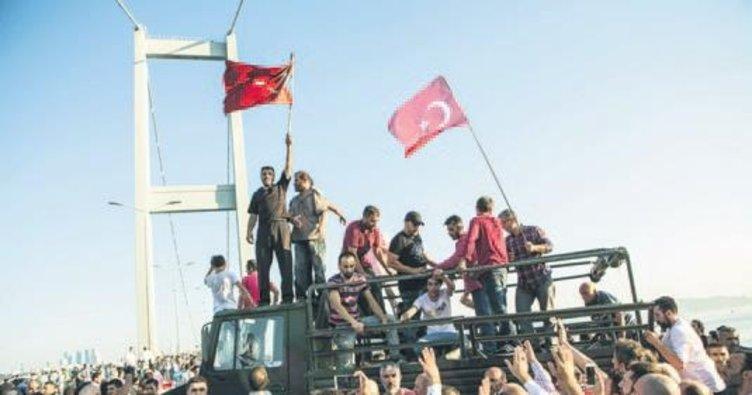 Direnişin simgesi: 15 Temmuz Şehitler Köprüsü