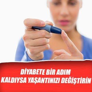 HALİT YEREBAKAN / Diyabete bir adım kaldıysa yaşantınızı değiştirin