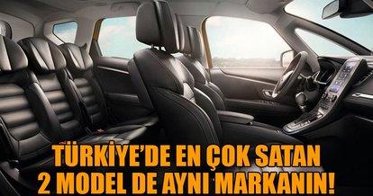 Türkiye'de en çok satan 50 otomobil