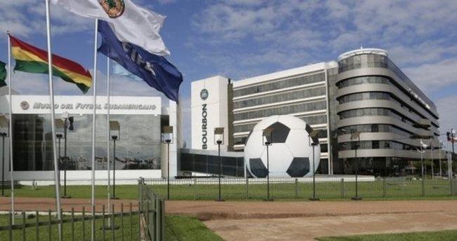 Güney Amerika'da futbol maçları durduruldu!