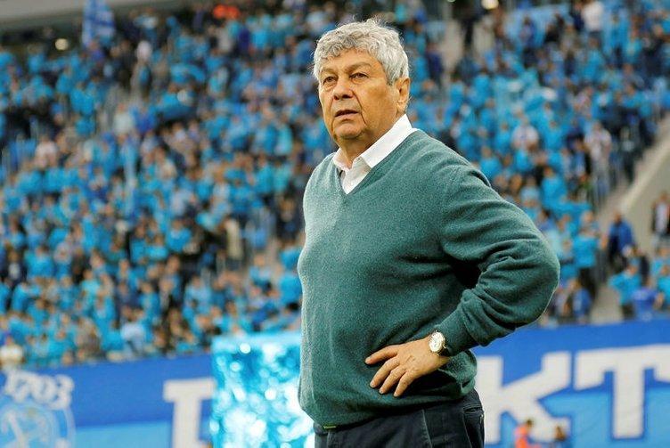 Zenit'ten kovulan Lucescu'yla ilgili sürpriz gelişme