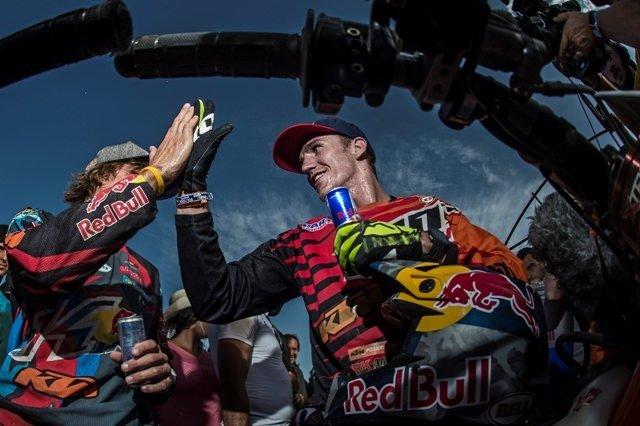 Red Bull Sea to Sky 2014'ü Graham Jarvis kazandı!