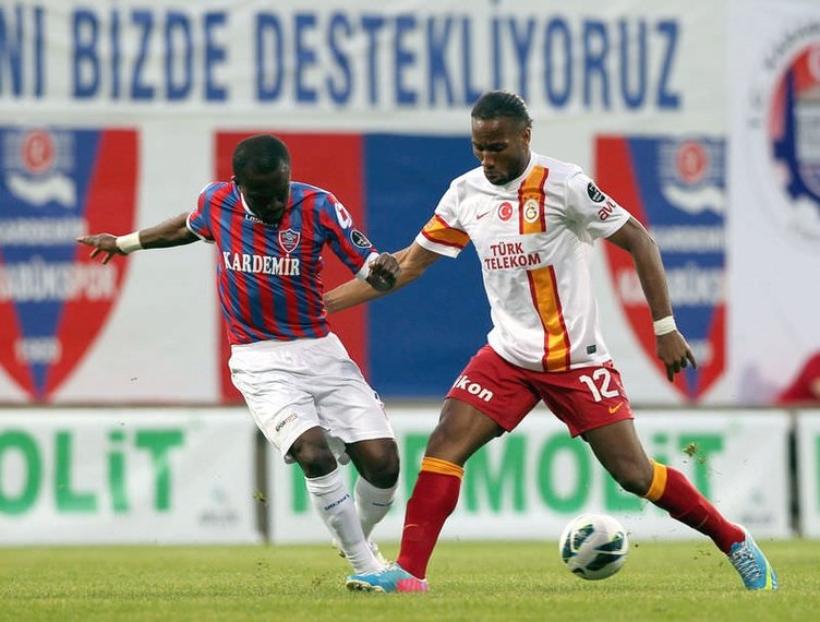 Karabükspor - Galatasaray