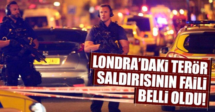 Terör saldırısının faili Darren Osborne