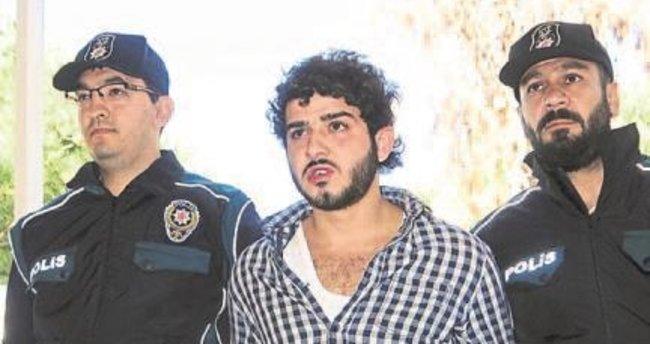 Adliye aracına bomba atan terörist yakalandı