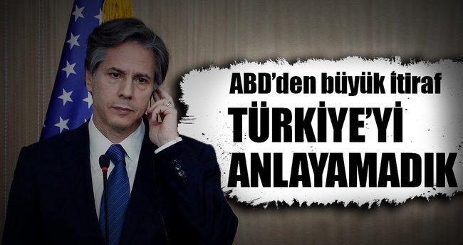 """""""Türkiye'yi anlayamadık"""""""
