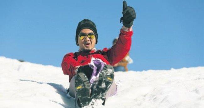 Suni karda gerçek mutluluk