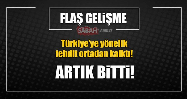 DEAŞ'ın Türkiye'ye yönelik roket tehdidi engellendi