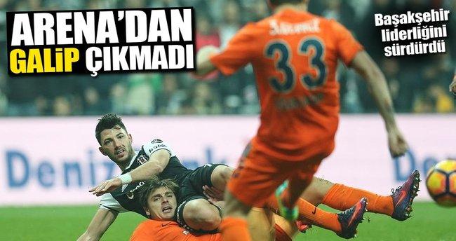 Beşiktaş - Başakşehir maç sonucu