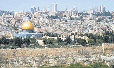 """""""Bizi Kudüs'e götürün"""""""