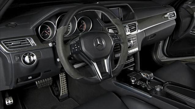 1020 HP'lik Mercedes E Serisi