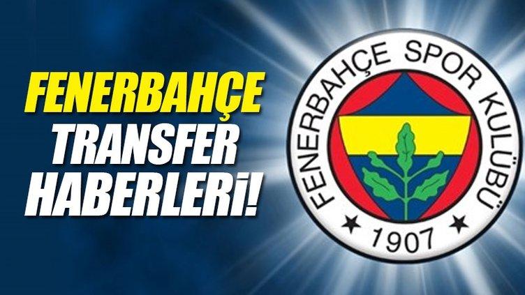 Fenerbahçe transfer haberleri! - Fenerbahçe'de transfer harekatı sürüyor