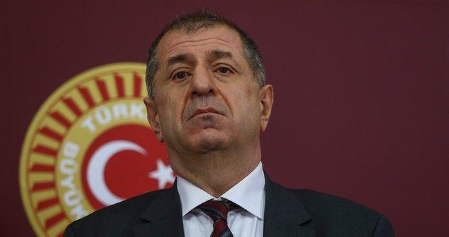 Ümit Özdağ'ın ihraç itirazı reddedildi