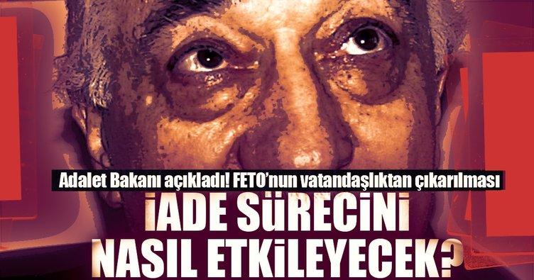 Adalet Bakanı Bozdağ'dan flaş açıklama