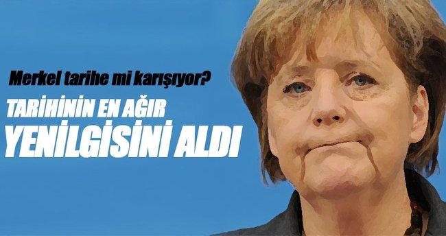 Merkel dönemi tarihe mi karışıyor?