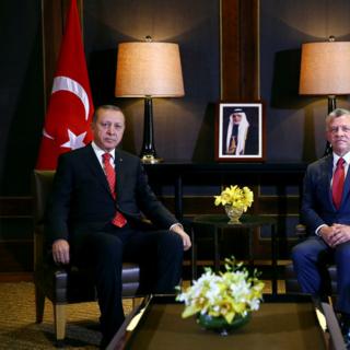 Türkiye ve Ürdün'den ortak bildiri