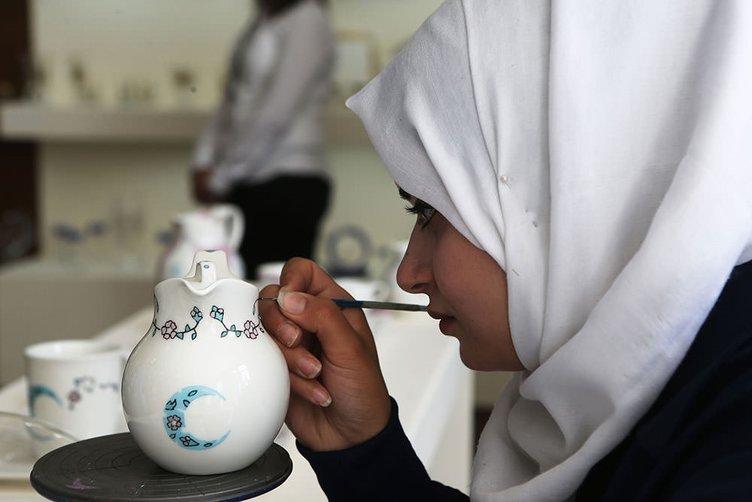 Ürdün'de Türk ürünleri sergilendi