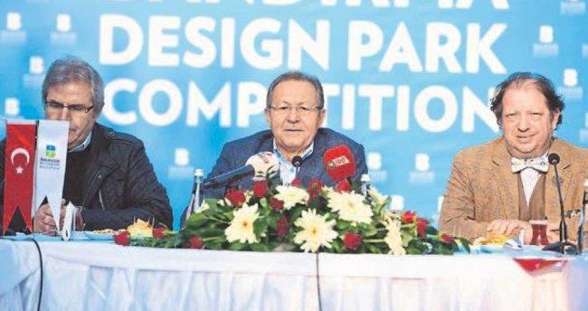 Tematik park projesine 100 milyon euro ödül