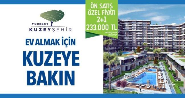 İzmir Kuzeyşehir'de Ön Satışa Özel Fiyatlar!
