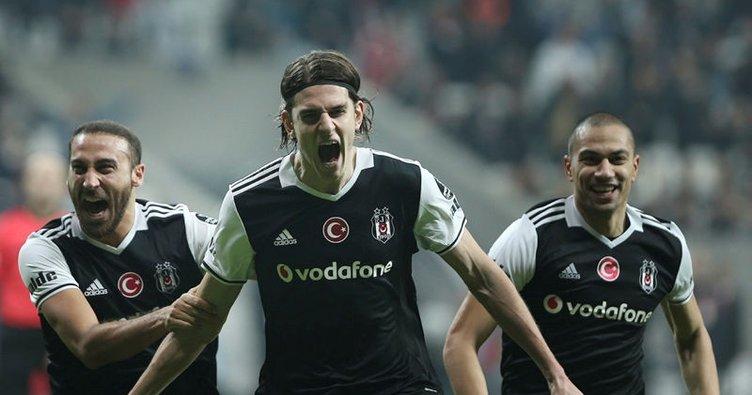 Beşiktaş, Atınç'ı kiraladığını KAP'a bildirdi