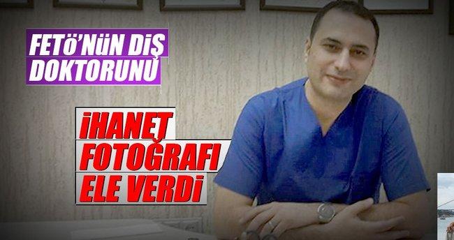 İhanet fotoğrafı FETO'nun diş doktorunu ele verdi