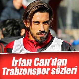"""İrfan Can: """"Trabzonspor'u yenip yolumuza bakmak istiyoruz"""""""