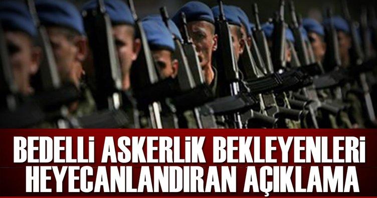 Cumhurbaşkanı Erdoğan'dan bedelli askerlik yorumu: Binali Bey'le değerlendirelim