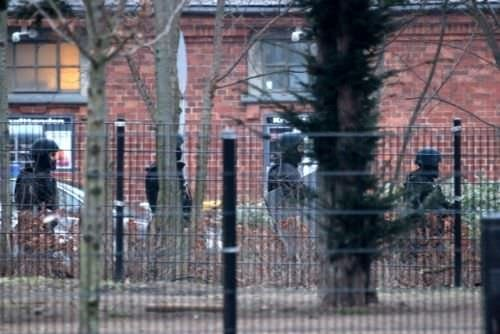 Kopenhag'da silahlı saldırı