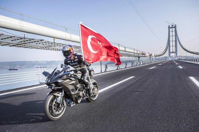 Kenan Sofuoğlu: Bir yarışım kaldı