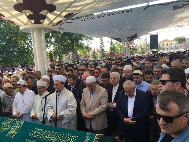 Bediüzzaman Said Nursi'nin talebelerinden Abdullah Yeğin toprağa verildi