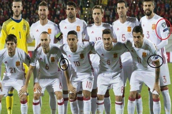İspanyollardan Pique'ye büyük tepki!