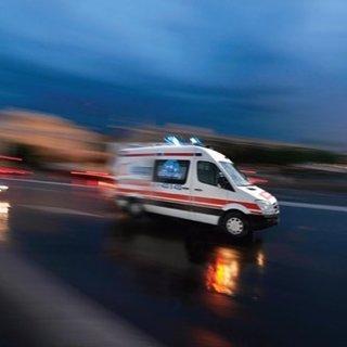 Yolcu otobüsü şarampole devrildi: 33 yaralı
