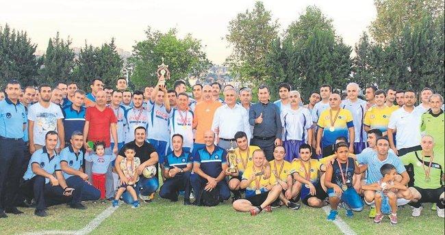 Büyükşehir'in şampiyonu