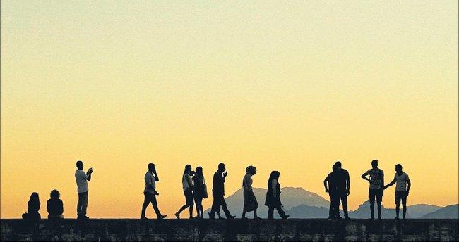 Fotoğrafçılardan küresel yürüyüş