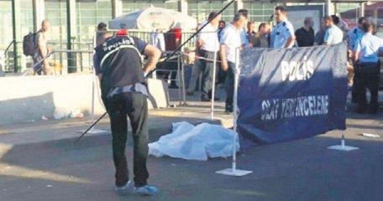 Meslektaşını öldüren taksici yakalandı