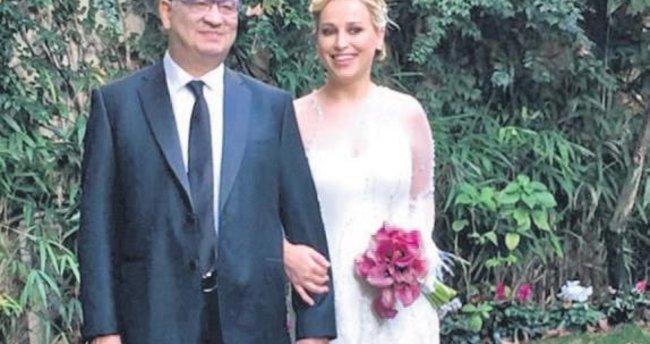 Roma'da nikah kıydılar