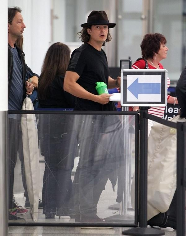 Orlando Bloom ve Selena Gomez yakalandı