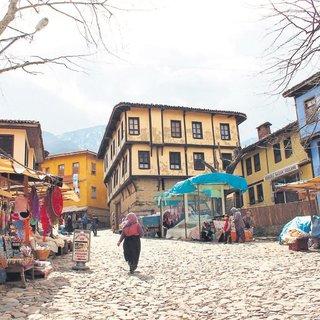 Uludağ'ın eteklerinde bir köy: Cumalıkızık
