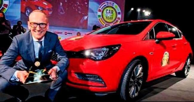 Yılın otomobili Opel Astra seçildi