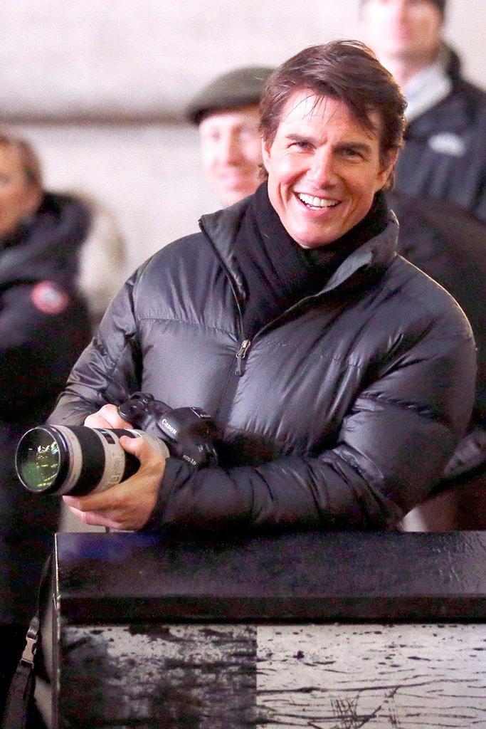 Tom Cruise'un yaşlanmama nedeni açığa çıktı