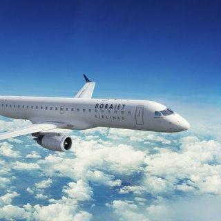 Borajetin yolcularını THY ve Anadolujet taşıyacak