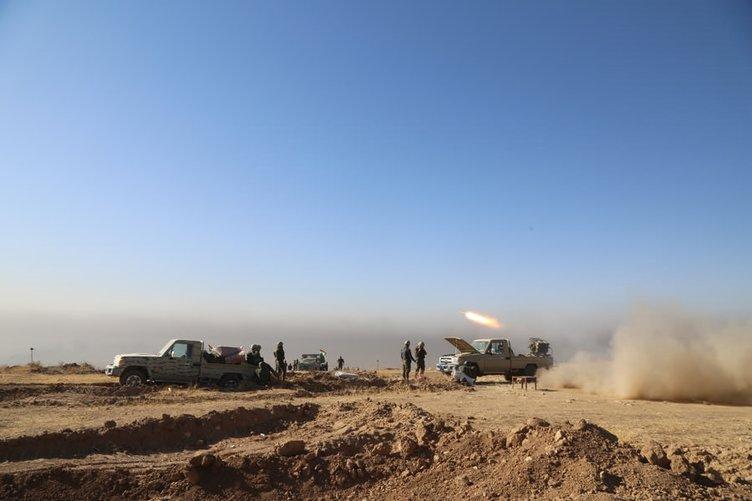 İşte Musul operasyonunda yaşanan son gelişmeler