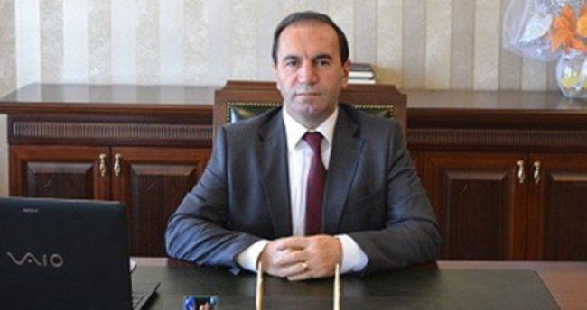 Amasya Valisi 2 kızlarını kaybeden aileyi ziyaret etti