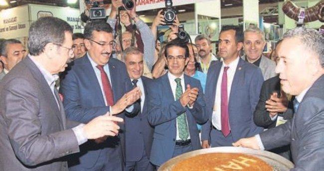 Antalya fuar ihraç edecek