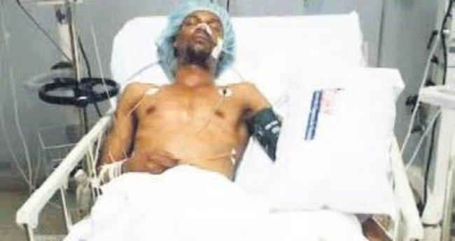 Rigobert Song komadan çıktı