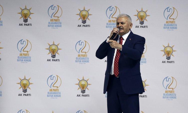 Binali Yıldırım'ın imdadına Sare Davutoğlu yetişti