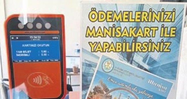 Otoparklarda kartlı ödeme dönemi