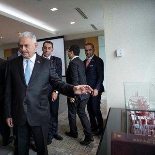 Başbakan Yıldırım'dam 550 milyar dolarlık hamle!