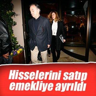 Metin Fadıllıoğlu hisselerini satıp emekliye ayrıldı!